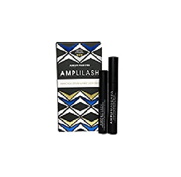 AmpliLash Fiber Eyelash Mascara Extensions Instant Eyelash Enhancer Made In USA Professional Quality Non Toxic &