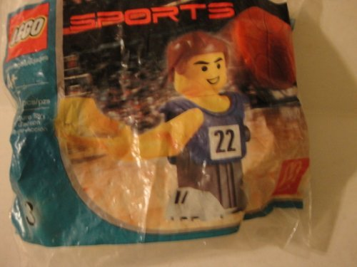 McDonalds Happy Meal Toy Lego Sports #3 Basketball