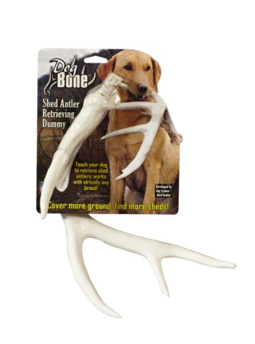 Dog Bone Shed Dummy Retrieving Antler ()