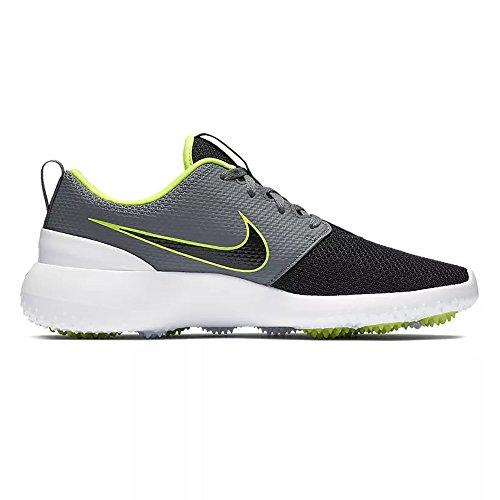 Nike Roshe G Spikeless Golf Shoes 2018 Cool Gray/Black/Volt/White Medium 7.5