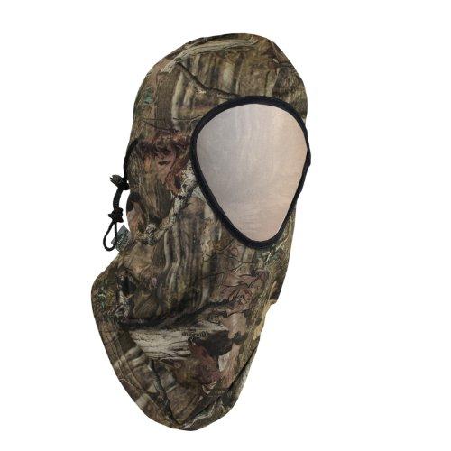 Turtle Fur Comfort Shell Titan Balaclava, Mossy Oak Break-up Infinity, One Size