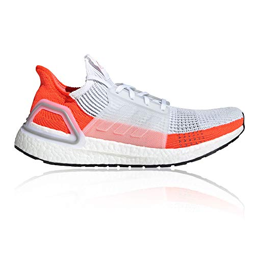 adidas Ultra Boost 19 M White Blue Tint Grey Two