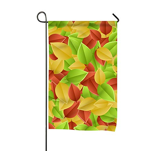 Christopher Macadam Seasonal Garden Flag Double-Sided Flags