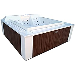 BARCELONA HOT TUB - POSITIONS: 4 (2 SEATS / 2 LOUNGERS)