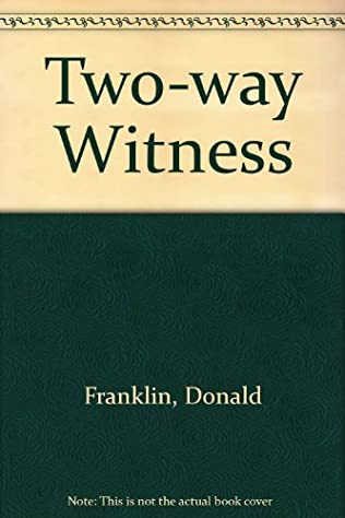 book cover of Two-way Witness
