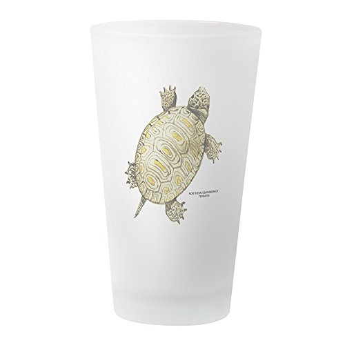 Maryland Terrapins Art Glass - 6