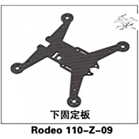 Walkera Rodeo 110 Fixed board(Lower)Rodeo 110-Z-09 Spare Parts