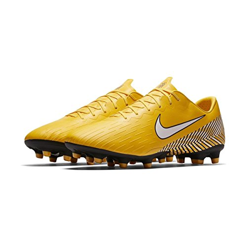 Black Multicolore Basses Vapor Pro Sneakers Mixte NIKE 12 AG White Amarillo NJR 001 Adulte HUxgz7