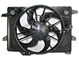 Sunbelt Radiator And Condenser Fan For Ford Crown