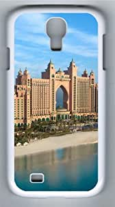 Atlantis The Palm PC Case Cover for Samsung Galaxy S4 and Samsung Galaxy I9500 White