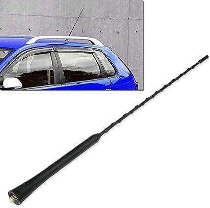 """Universal For VW Car AM//FM Antenna Aerial Mast 8/"""" High Quality w// 2 Screws"""