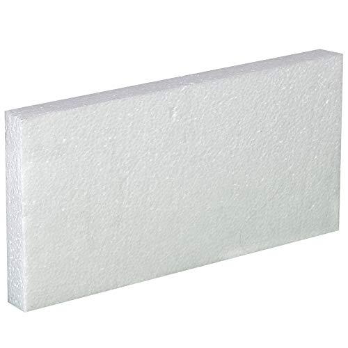 Plastic Jug Foam Insert, 2-1 Gallon, White, 48/Case