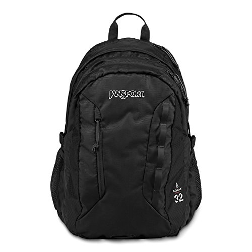 JanSport Unisex Agave, Black, One Size
