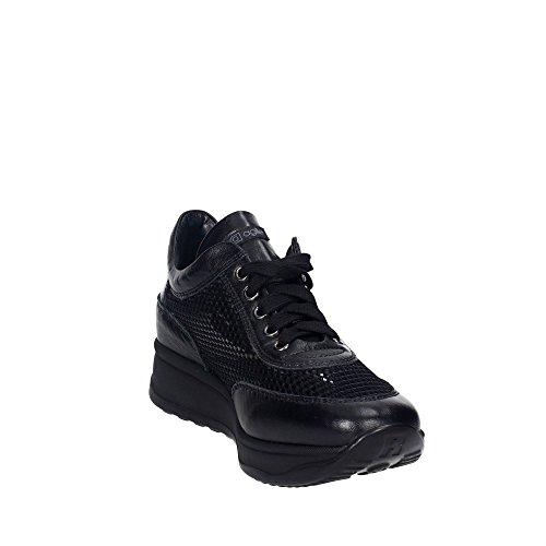 Agile By Rucoline 1304(U) Niedrige Sneakers Damen Schwarz