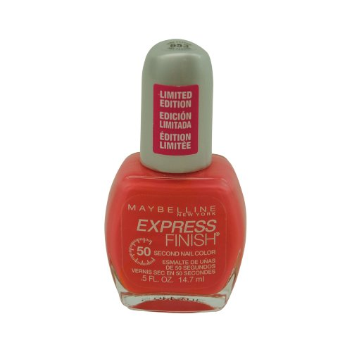 Maybelline Express Finish 50 Second Nail Color #653 Pink Passion