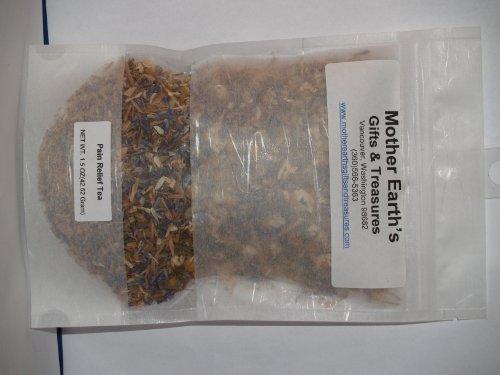 Herbal Medicinal Loose Leaf Tea - Pain Relief Tea ()