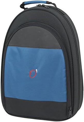 Ortola 8415 FSH - Estuche clarinete forma, color negro y azul: Amazon.es: Instrumentos musicales