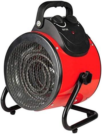 ヒーター冷房と暖房のための調節可能な二重目的を持つ携帯用高出力空気、2000〜3000ワット、工業用ガレージドライヤー送風機、