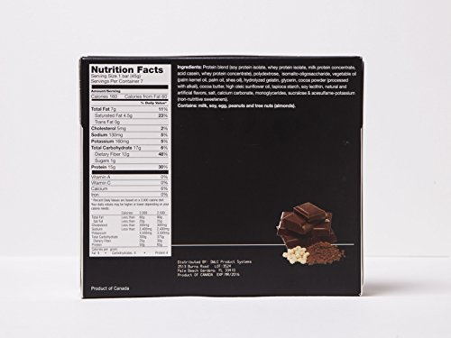 ThinWorks Chocolate Crisp Low Carb Protein Bars
