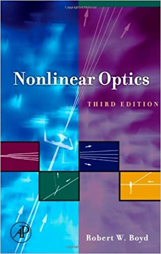 Nonlinear Optics, Third Edition: Robert W. Boyd: 9780123694706 ...