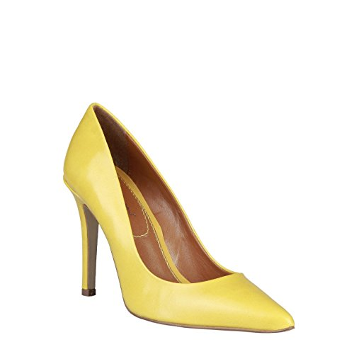 Yellow Mathilde Pierre Yellow Cardin Heels Pumps Women amp; Zttqw