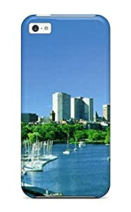 Valerie Lyn Miller Snap On Hard Case Cover Sydney City Protector For Iphone 5c by supermalls