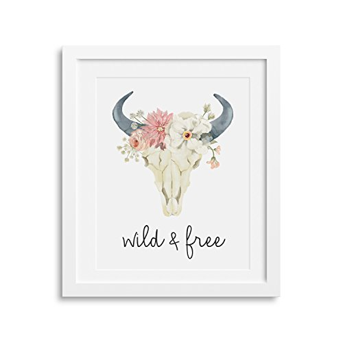 """Baby Girl Wall Art (Frame Included 