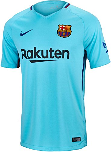 867715be460 Nike Men s Soccer F.C. Barcelona Away Jersey