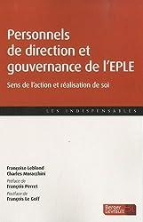 Personnels de direction et gouvernance de l'EPLE : Sens de l'action et réalisation de soi