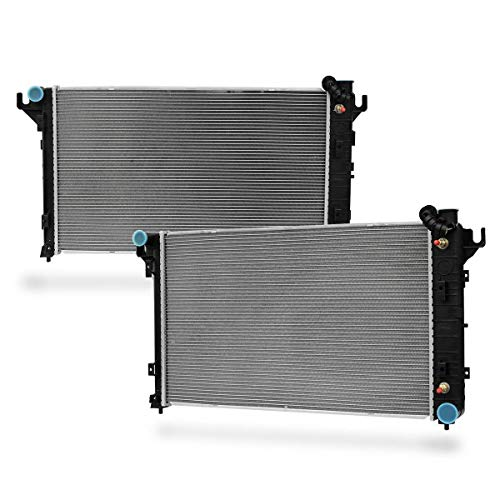 STAYCO CU2291 Radiator Replacement for Dodge Ram 1500 2500 3500 1999 2000 2001 2002 V8 5.9L