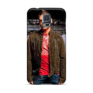 Samsung Galaxy S5 ZIi5602flvh Custom Attractive Red Hot Chili Peppers Skin Shock Absorbent Hard Phone Covers -PhilHolmes