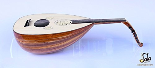 Professional Turkish Oud String Instrument Ud HSO-270 by SALA