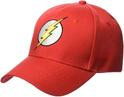 DC Comics  The Flash Baseball Cap