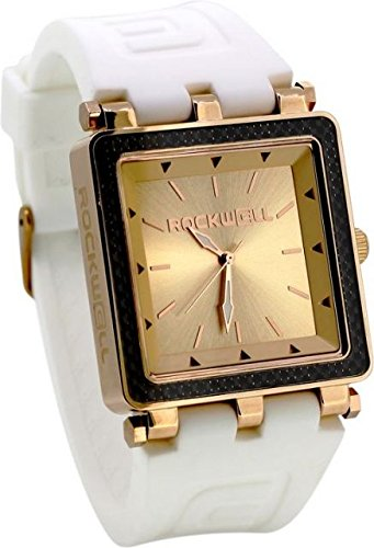 Rockwell Time CF Lite Watch, White/Rose Gold by Rockwell Time