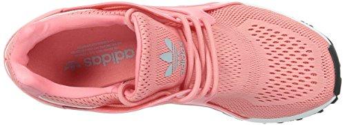 adidas Racer Lite Womens Mesh Trainers Pink - 39-1/3 EU