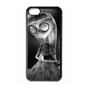 Frankenweenie iPhone 5c Cell Phone Case Black TQ7186512