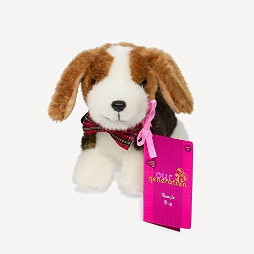 Our Generation Beagle Pup by Our Generation Maison Joseph Battat Ltd