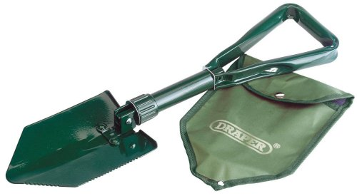 Draper 89768 Folding Steel Boot Shovel Draper Tools
