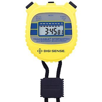 Cole-Parmer Waterproof/Shock-Resistant Stopwatch 94460-55 by Cole-Parmer