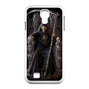 C-EUR Customized Grim Reaper Pattern Protective Case Cover for Samsung Galaxy S4 I9500