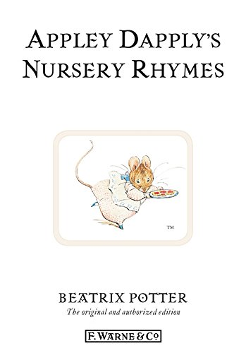 Nursery Rhymes Crafts - Appley Dapply's Nursery Rhymes (Beatrix Potter Originals)