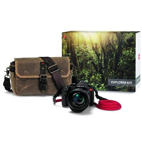 (Leica V-Lux (Type 114) Explorer Kit with Ona Bag & COOPH Rope)