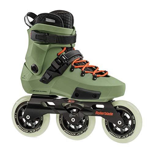 Rollerblade Twister Edge Edition 2 3WD Urban Inline Skates 2019-9.0