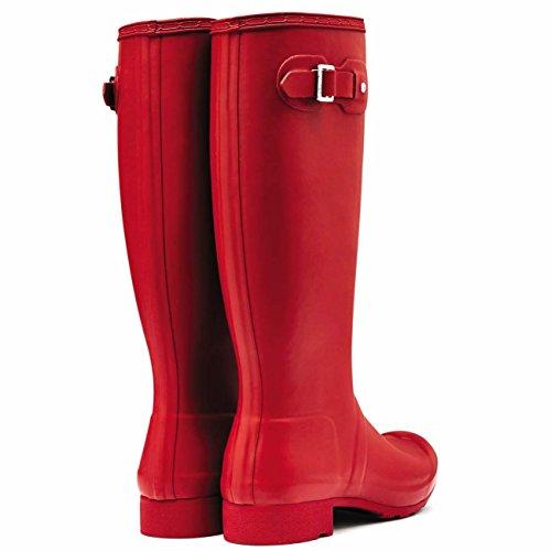 11 Rain Women's Tour Hunter Military Packable Red Original M US Boot 8nRnfqW