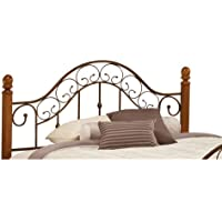 Hillsdale Furniture 310HK San Marco Headboard, King, Brown Copper
