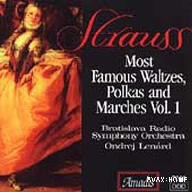 Waltzes & Polkas V1