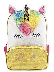 Unicorn Girls Fantasy School Backpack