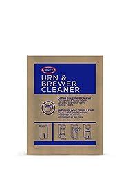 Urnex Commercial 11-URN200-1 Urn and Brewer Cleaner, 1 oz. Packet (Pack of 200)