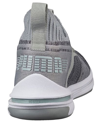 PUMA Men's Ignite Limitless SR Evoknit Sneaker Quarry deals cheap price M2pEAUJvAu