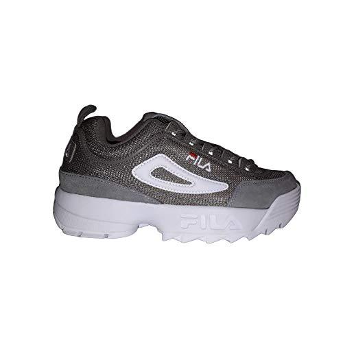 50s 1010576 Kaki In Sneakers Disruptor Low Mesh Scarpe Uomo Tessuto qZRzx6